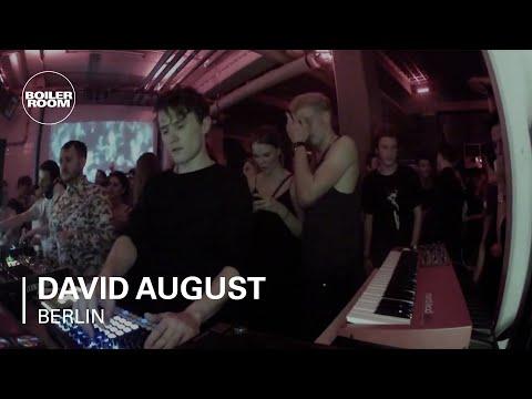 David August Boiler Room Berlin Live Set - UCGBpxWJr9FNOcFYA5GkKrMg