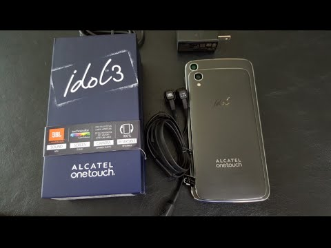 Idol 3 (4.7) Unboxing and Impressions - UCbR6jJpva9VIIAHTse4C3hw