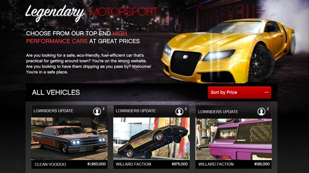 GTA 5 NEW LOWRIDERS DLC CARS PRICES! Vehicle Price Estimations (GTA