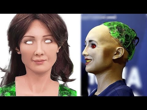 10 MOST Emotional Robots Which Actually Exist ✅ - UCmeBJBLXcXamuPWl-0t5S4w