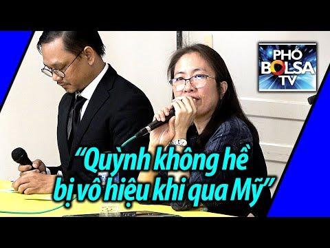Blogger Nguyễn Ngọc Như Quỳnh: