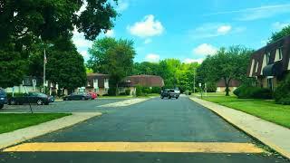 Driving to Eastpointe, Michigan from Westland, Michigan
