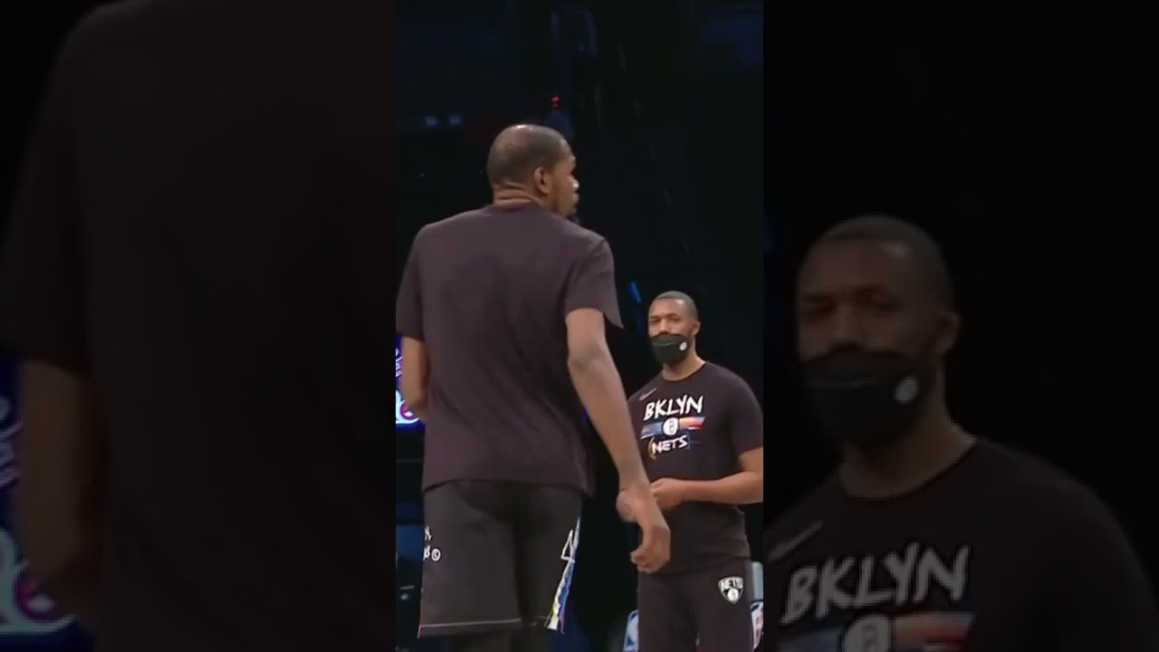 Kevin Durant Returns to Action! | #shorts