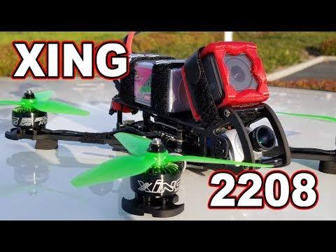 iFlight XING 2208 Motor Review  - UCnJyFn_66GMfAbz1AW9MqbQ