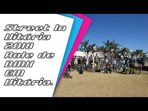 Street In Vitória 2018 Role de BMX em Vitória.