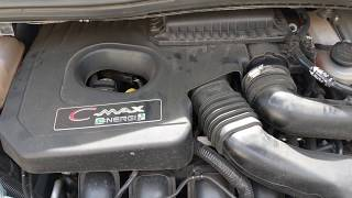 Cambiare filtro aria motore  Ford C MAX da 2010