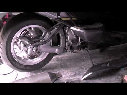07+ Suzuki Burgman 400 sound without exhaust on - UCTs-d2DgyuJVRICivxe2Ktg