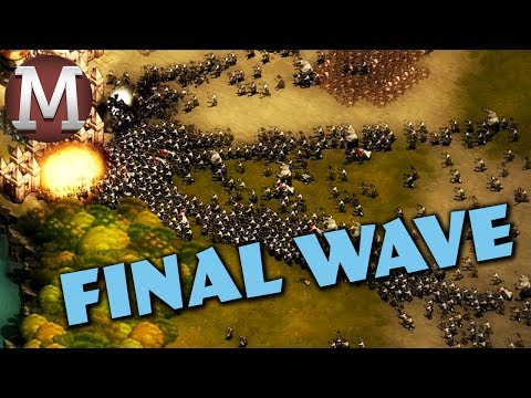 THE PEACEFUL LOWLANDS - FINAL WAVE - They Are Billions Gameplay #10 - UCG8cQBZrG2-Q76hlAZ-Et9g