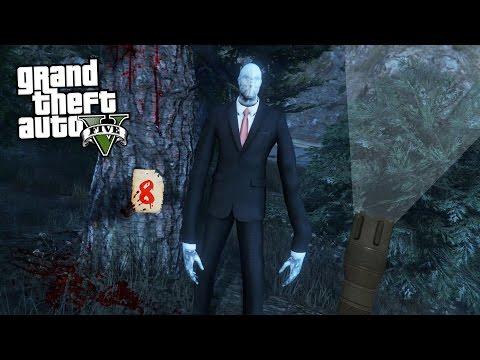GTA 5 Mods - ULTIMATE SLENDER MAN MOD!! GTA 5 Slender Man Mod Gameplay! (GTA 5 Mods Gameplay) - UC2wKfjlioOCLP4xQMOWNcgg