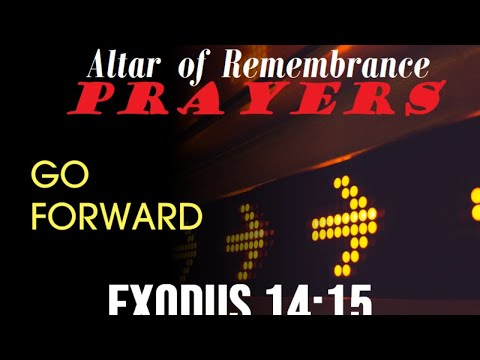 Altar of Remembrance - I WILL GO FORWARD!!!  Episode 9
