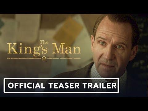 The King's Man - Teaser Trailer (2020) Ralph Fiennes, Gemma Arterton - UCKy1dAqELo0zrOtPkf0eTMw