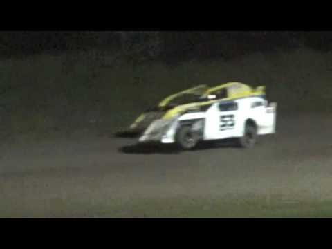IMCA Sportmod Feature Marshalltown Speedway 9/17/16 - dirt track racing video image