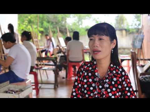Huỳnh Thị Xậm: Vượt lên khuyết tật để sống có ích