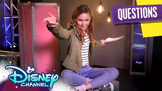 Ruby Rose's Favorite Things Part 2 | Coop & Cami Ask the World | Disney Channel