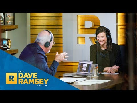 Rachel Cruze Hosts The Dave Ramsey Show ( LIVE)