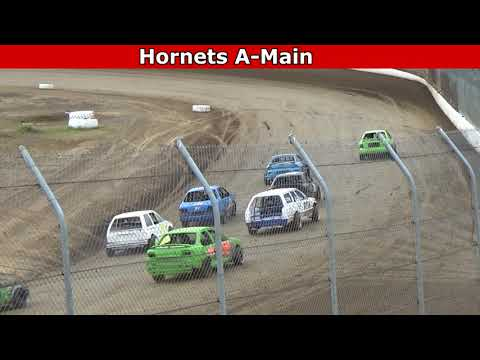 Grays Harbor Raceway, August 7, 2021, Hornets A-Main - dirt track racing video image