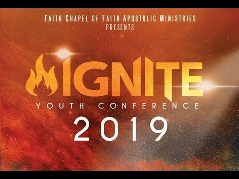IGNITE: - 10 April, 2019 [Wednesday Night] - Preacher: Pastor Jermie McGregor