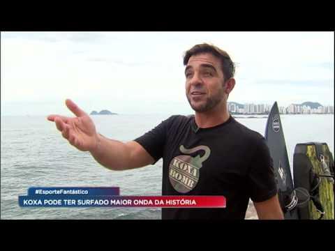 Portugal e Brasil competem por recorde de surfar maior onda do mundo - UCYNx2Pa6IBQ9ajOLvWj_GKA