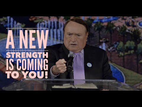 A NEW STRENGTH IS COMING TO THE BODY OF CHRIST!
