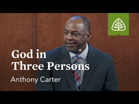 Anthony Carter: God in Three Persons