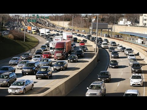 Mỹ mất $87 tỉ mỗi năm vì nạn kẹt xe
