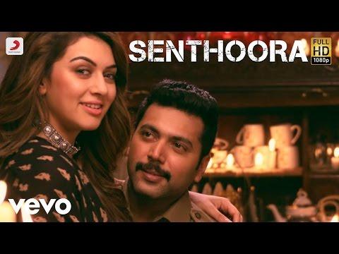 Bogan - Senthoora Tamil Lyric | Jayam Ravi, Hansika | D. Imman - UCTNtRdBAiZtHP9w7JinzfUg