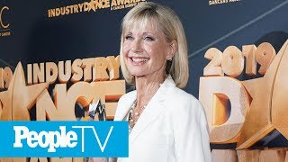 Olivia Newton-John Says She Is 'Strong' And 'Feeling Good' While Facing Cancer | PeopleTV