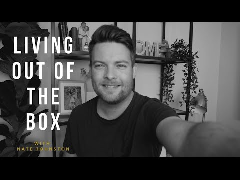 LIVING OUT OF THE BOX // REAL-TALK & PRAYER