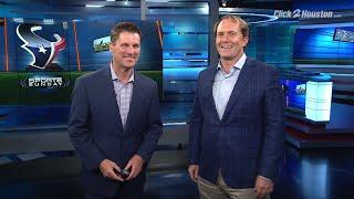 Randy and Chron columnist Brian Smith on Sports Sunday talking Clowney