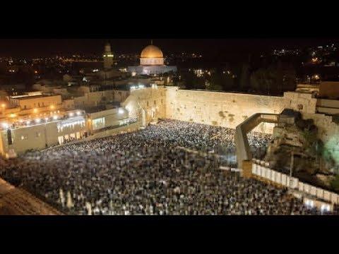 Prophecy Thousands Of Jews Pray To Stop Coronavirus Plague