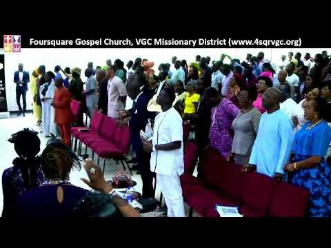 Sunday Worship Service: 23rd June 2019