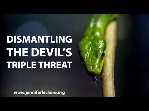 Dismantling the Triple Threat  Jennifer LeClaire