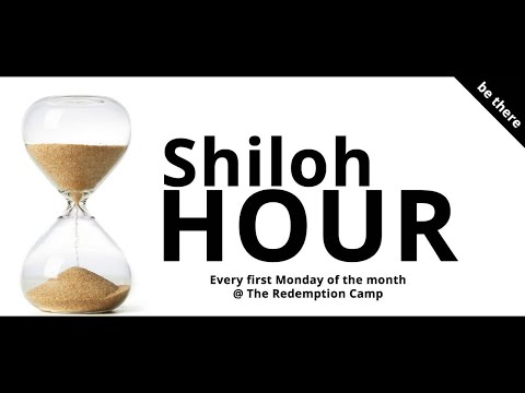 RCCG AUGUST 2021 SHILOH HOUR