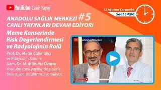 Prof. Dr. Metin Çakmakçı - Meme Kanserinde Risk Değerlendirmesi ve Radyolojinin Rolü