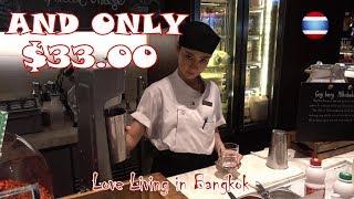 Bangkok Best Buffet Breakfast Marriott Queen's Park 5 Star Hotel