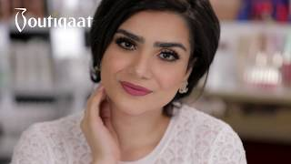Makeup Tutorial by Jawaher and Manal Muffin - ميكب توتوريال جواهر و منال مافن