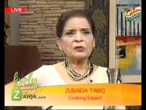 Suji Ka Halwa, Hyderabadi Pulao And Daal Achari by Zubaida Tariq   Zaiqa - UCGOEk2Mv8kVtS_SFCsubw3A