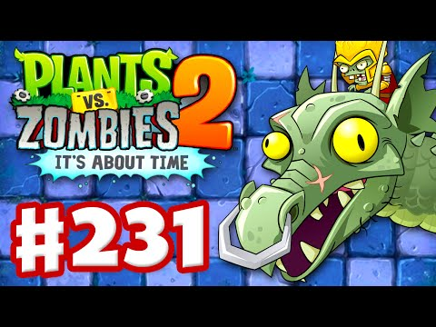 Plants vs. Zombies 2: It's About Time - Gameplay Walkthrough Part 231 - Zomboss Dragon Fight! (iOS) - UCzNhowpzT4AwyIW7Unk_B5Q