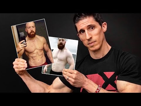 Stronger, Healthier & Ripped at 40 (HOW HE DID IT!) - UCe0TLA0EsQbE-MjuHXevj2A