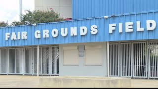 Fair Grounds Field may be demolished
