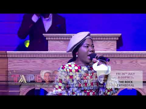 Mercy Chinwo  TAPE 2019  The African Praise Experience