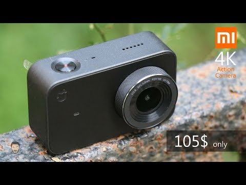 BEST BUDGET 4K CAMERA ? Xiaomi Mijia Mini 4K Action Camera UNBOXING & REVIEW - UCuaErUDVKd4ftDWsImhCQuw