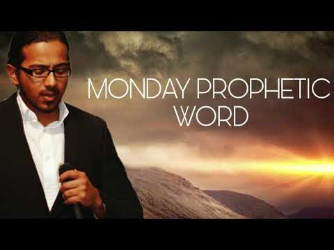 MOVE FORWARD IN GODS POWER, Monday Prophetic Word