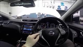 Come cambiare olio motore Nissan Qashqai J11