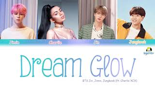 BTS - Dream Glow Ft. Charli XCX (방탄소년단 - Dream Glow) [Color Coded Lyrics Han|Rom|Eng]