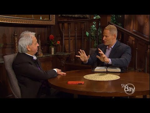 Keep Your Eyes on Heaven - A special sermon from Benny Hinn