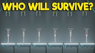 Who Will Survive the Most Insane Game Show? - People Playground Gameplay