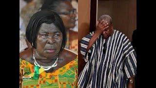Akua Donkor exposes John Mahama again