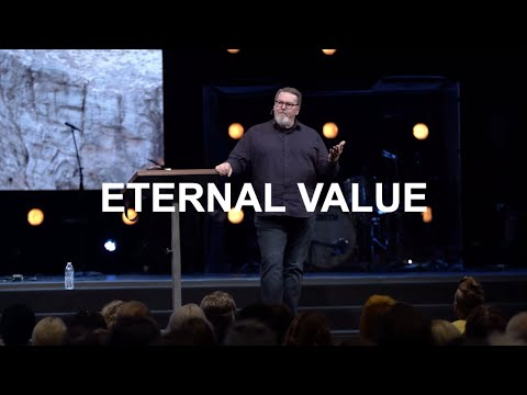 Eternal Value  Bobby Conner  Bethel Church