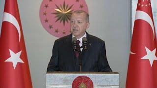 Erdogan zu Lage in Syrien: Türkei am Ende der Geduld